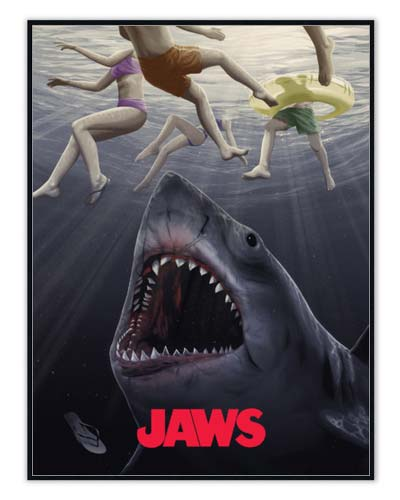 Jaws posters