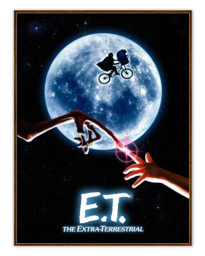 E.T. posters