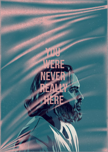 Premium poster You Were Never Really Here