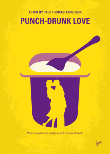 Premium poster Punch-Drunk Love