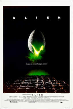 Gallery print  Alien - Entertainment Collection