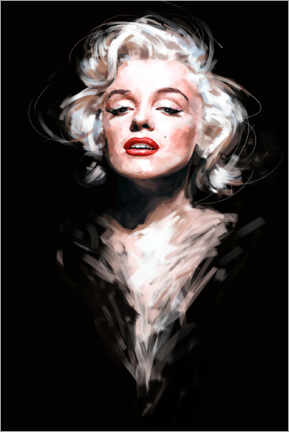 Canvas print  Marilyn - Dmitry Belov