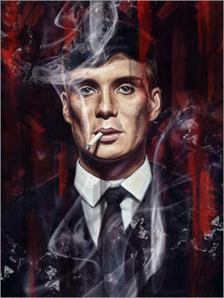 Canvas print  Peaky Blinders - Dmitry Belov