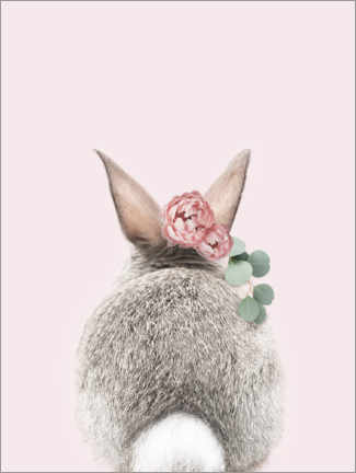 Gallery print  Flower Bunny Tail - Sisi And Seb