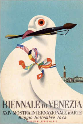Premium poster  Biennale de Venezia - Travel Collection