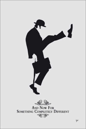 Canvas print  Ministry of Silly Walks - chungkong