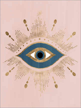 Canvas print  Seeing eye - Grace Popp