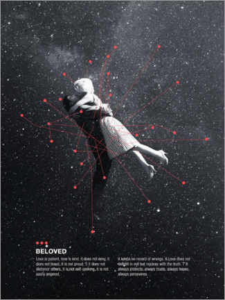 Premium poster  Beloved - Frank Moth