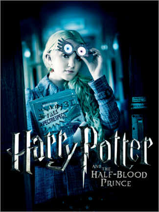 Premium poster  The Half-Blood Prince - Luna Lovegood