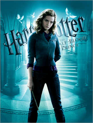 Premium poster  The Half-Blood Prince - Hermione Granger