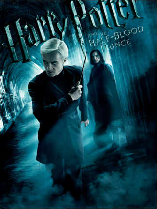 Premium poster  The Half-Blood Prince - Draco & Snape