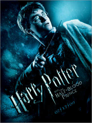 Gallery print  The Half-Blood Prince - Harry Potter