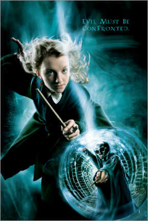 Premium poster  The Order of the Phoenix - Luna Lovegood