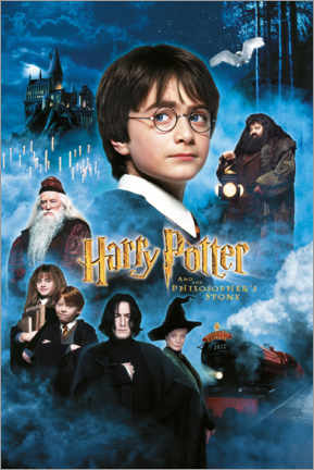 Canvas print  Harry Potter and the Philosopher's Stone