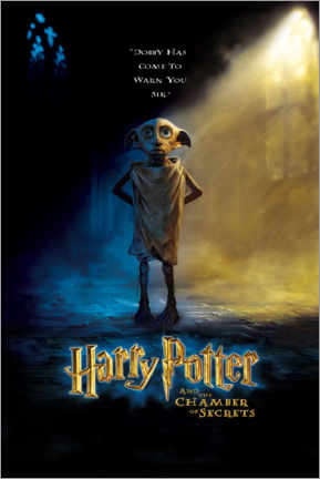 Premium poster  The Chamber of Secrets - Dobby