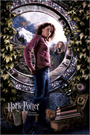 Premium poster  The Prisoner of Azkaban - Hermione Granger