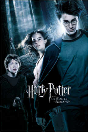 Premium poster  Harry Potter and the Prisoner of Azkaban