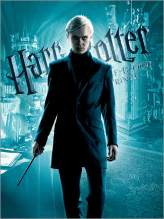 Aluminium print  The Half-Blood Prince - Draco Malfoy