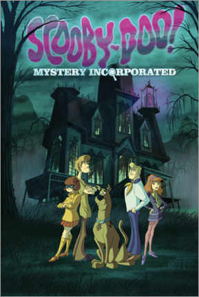 Gallery print  Scooby Doo - Mystery Incorporated