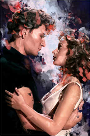 Premium poster  Dirty Dancing - Dmitry Belov