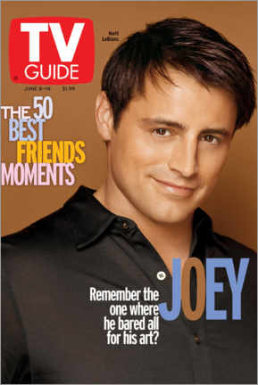 Wall sticker  Joey - Friends - TV Guide