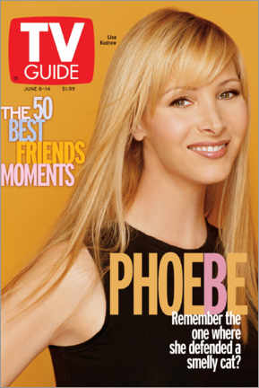 Premium poster  Phoebe - Friends - TV Guide