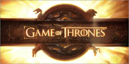 Premium poster  Game of Thrones - opening credits