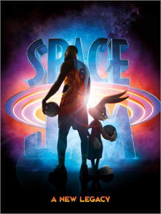 Premium poster  Space Jam 2 - A New Legacy