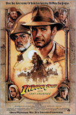 Wall sticker  Indiana Jones and the Last Crusade - Entertainment Collection