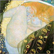 Wall sticker  Danae - Gustav Klimt