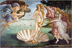 Gallery print  The Birth of Venus - Sandro Botticelli