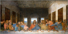 Gallery print  The last supper - Leonardo da Vinci