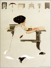Wall sticker  Know all men by these presents - Clarence Coles Phillips