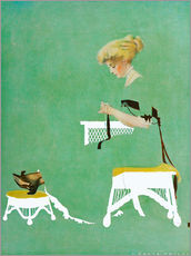 Gallery print  Home ties - Clarence Coles Phillips