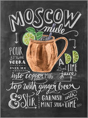 Wall sticker  Moscow Mule - Lily & Val
