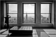 Gallery print  New York, Top of the Rock - Thomas Splietker