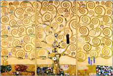 Gallery print  The tree of life - Gustav Klimt