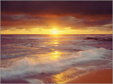 Wall sticker  Sunset on the Pacific - Jaynes Gallery