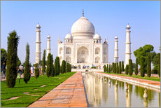 Wall sticker  The Taj Mahal - Gavin Hellier