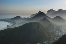 Gallery print  View from the Sugarloaf - Michael Runkel