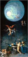 Gallery print  The Ascent to the Heavenly Paradise - Hieronymus Bosch