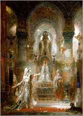 Wall sticker  Salome dancing before Herod - Gustave Moreau