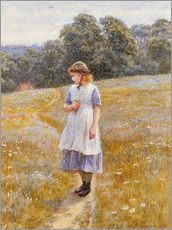 Gallery print  Daydreamer - Helen Allingham