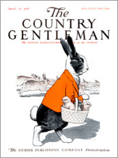 Gallery print  Cover of Country Gentleman (Hare) - Remsberg