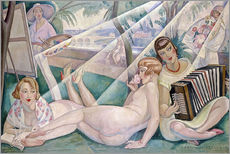 Gallery print  A summer day - Gerda Wegener