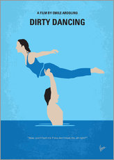 Wall sticker  Dirty Dancing - chungkong
