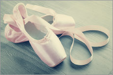 Gallery print  Ballet Shoes