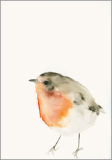 Wall sticker  Robin - Dearpumpernickel
