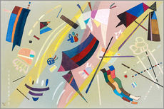 Wall sticker  Untitled - Wassily Kandinsky