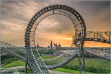 Gallery print  Tiger & Turtle Magic Mountain Duisburg - Dennis Stracke